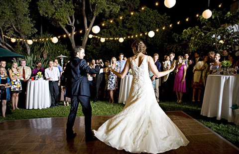 Regardless Of How Many Attend To Stand During The Wedding Ceremony Due Cost Chair Rentals Image004 Outdoor Stage Or Dance Flooring