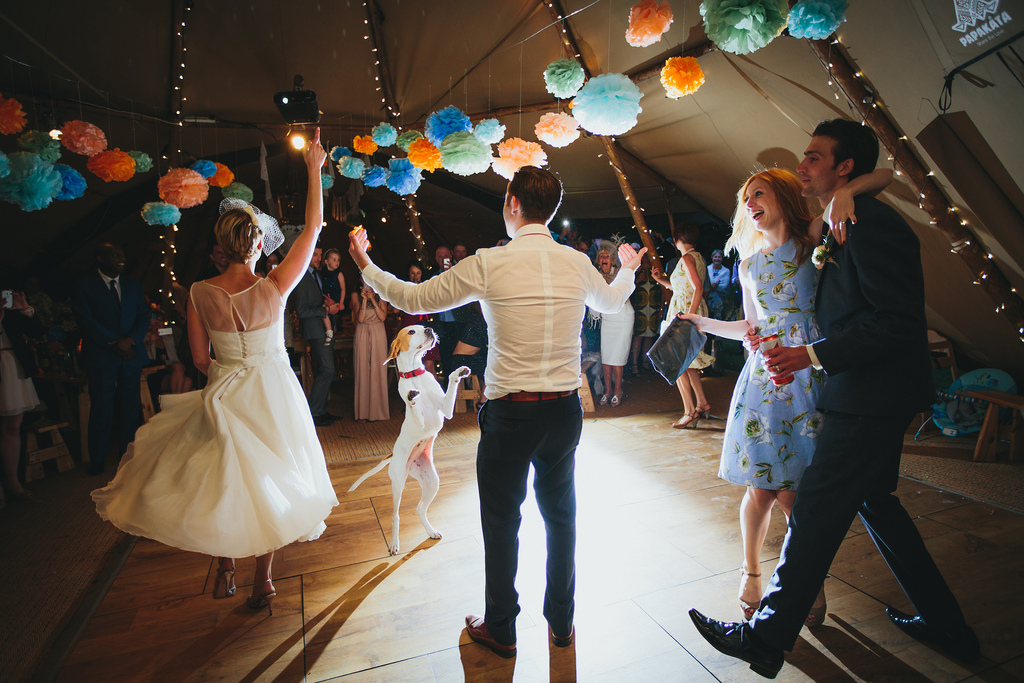10291452096_b8d3a4ed16_b & 10 Tent Decorating Ideas to Raise the Roof at Your Wedding Reception