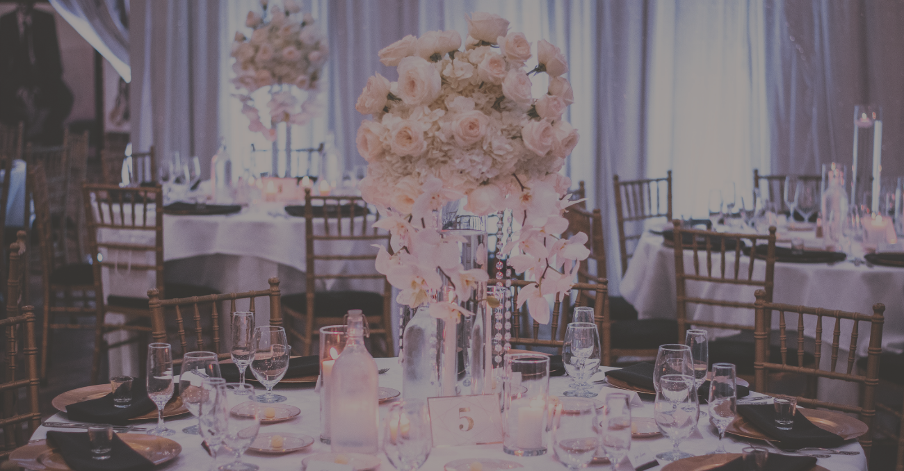 Decorating Wedding Venue Tips