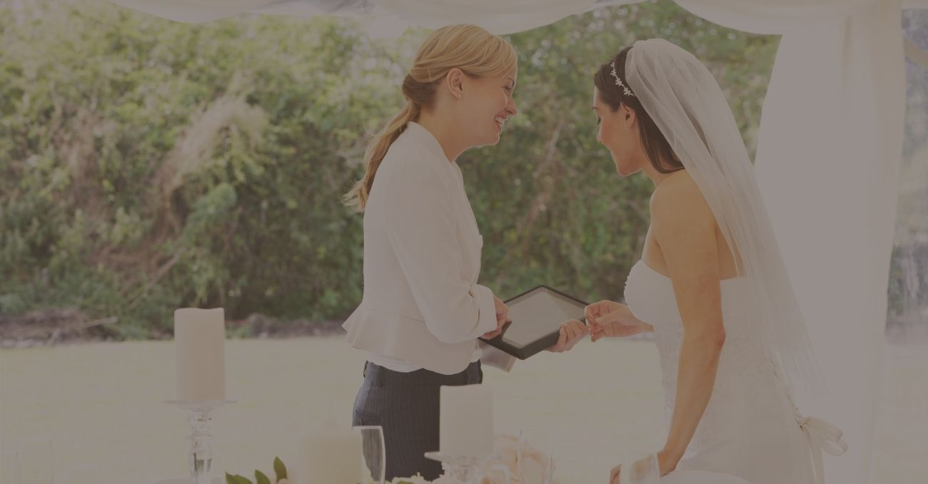 Five Reasons to Hire a Wedding Planner
