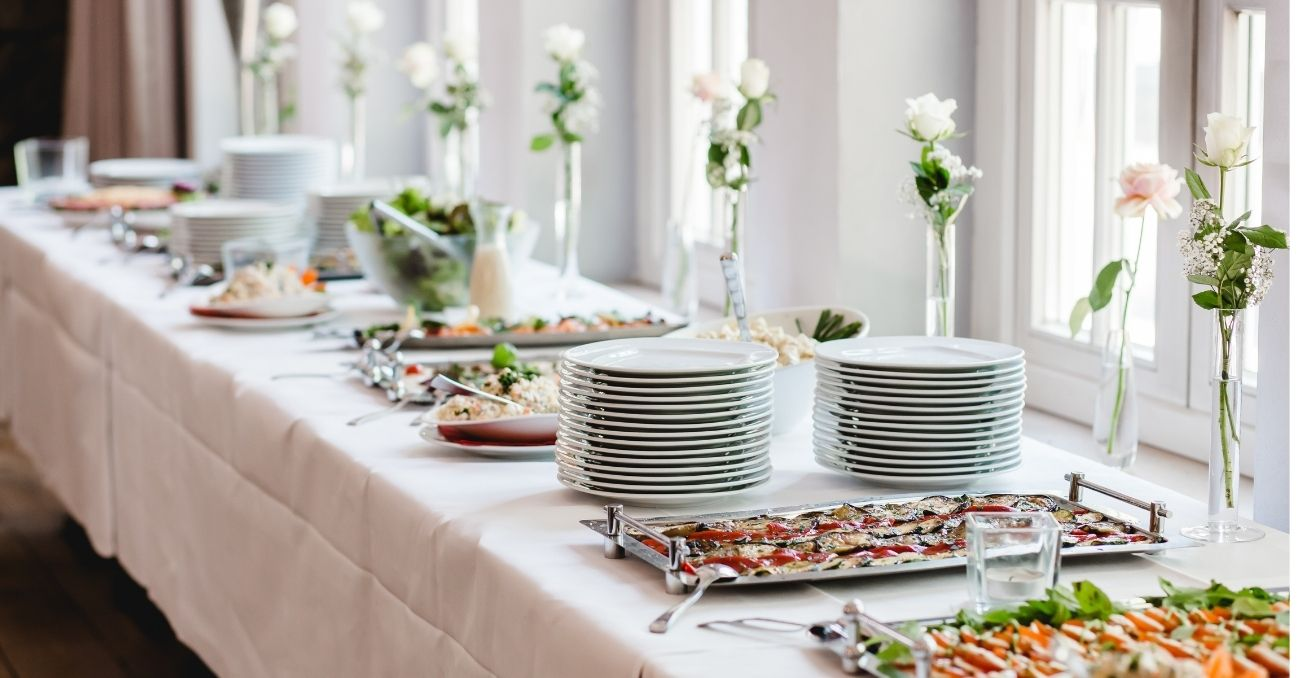 What to expect during a wedding tasting