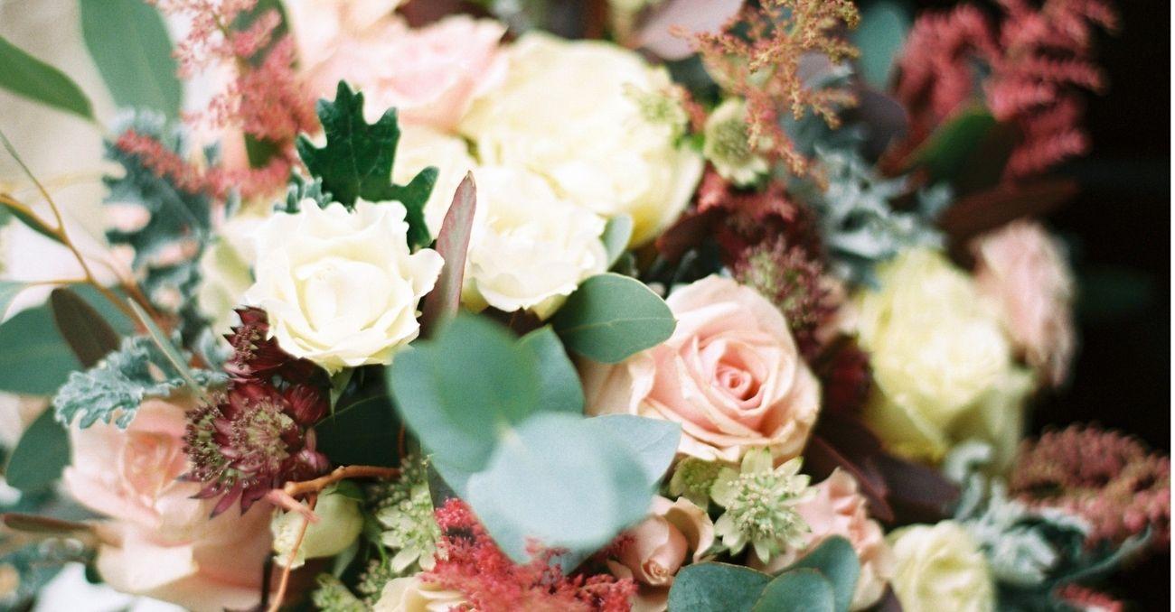 fall wedding flower trends